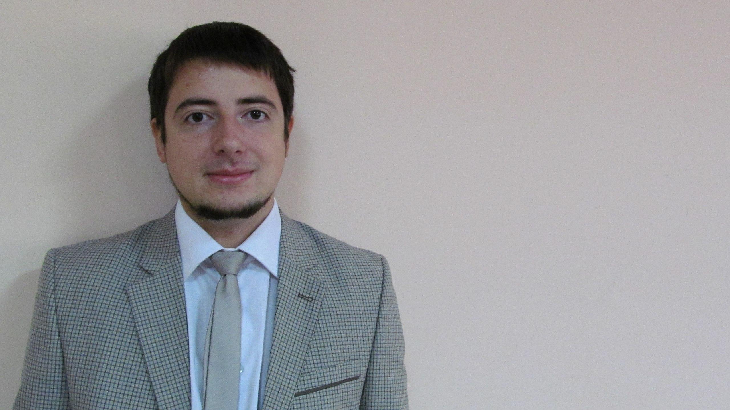 Нестеров Дмитрий Игоревич